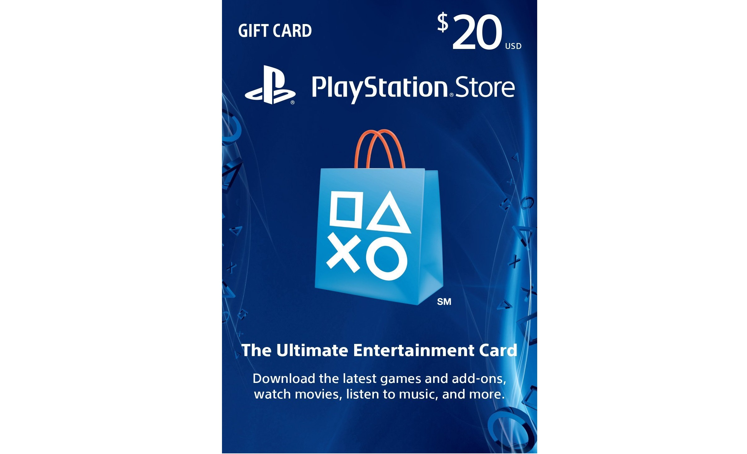 gift card playstation store us 20 breaking station. Black Bedroom Furniture Sets. Home Design Ideas